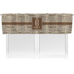 Coffee Lover Valance (Personalized)