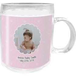 Baby Girl Photo Acrylic Kids Mug (Personalized)