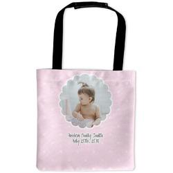 Baby Girl Photo Auto Back Seat Organizer Bag (Personalized)