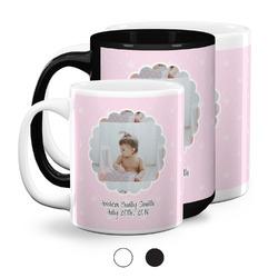 Baby Girl Photo Coffee Mugs