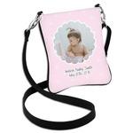 Baby Girl Photo Cross Body Bag - 2 Sizes (Personalized)