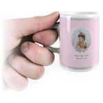 Baby Girl Photo Espresso Mug - 3 oz (Personalized)