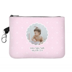 Baby Girl Photo Golf Accessories Bag (Personalized)