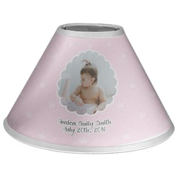 Baby Girl Photo Coolie Lamp Shade (Personalized)
