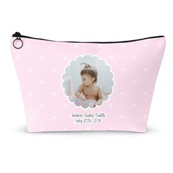 Baby Girl Photo Makeup Bags (Personalized)