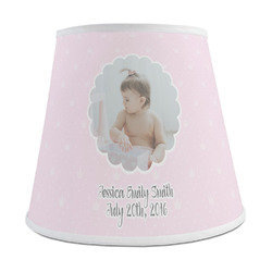 Baby Girl Photo Empire Lamp Shade (Personalized)