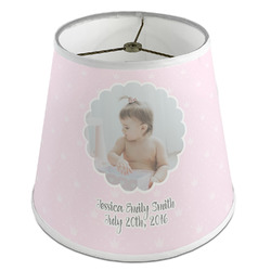 Baby Girl Photo Empire Lamp Shade