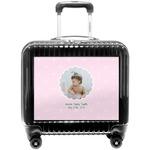 Baby Girl Photo Pilot / Flight Suitcase (Personalized)