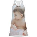 Baby Girl Photo Racerback Dress