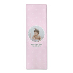 Baby Girl Photo Runner Rug - 3.66'x8' (Personalized)