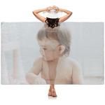 Baby Girl Photo Sheer Sarong (Personalized)