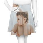 Baby Girl Photo Skater Skirt