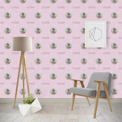 Baby Girl Photo Wallpaper & Surface Covering