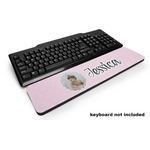 Baby Girl Photo Keyboard Wrist Rest (Personalized)