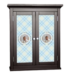 Baby Boy Photo Cabinet Decal - Custom Size (Personalized)