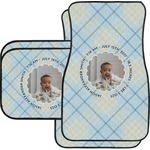 Baby Boy Photo Car Floor Mats (Personalized)