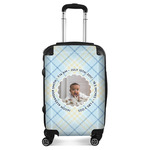 Baby Boy Photo Suitcase (Personalized)