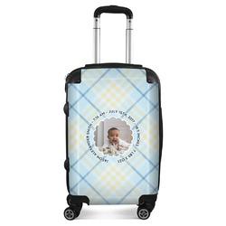Baby Boy Photo Suitcase (Personalized)