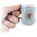 Baby Boy Photo Espresso Mug - 3 oz (Personalized)