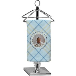 Baby Boy Photo Finger Tip Towel - Full Print (Personalized)
