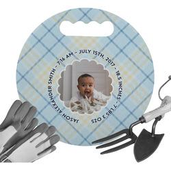 Baby Boy Photo Gardening Knee Cushion (Personalized)
