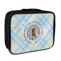Baby Boy Photo Insulated Lunch Bag (Personalized)