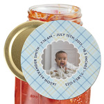 Baby Boy Photo Jar Opener