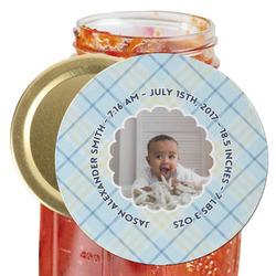 Baby Boy Photo Jar Opener (Personalized)