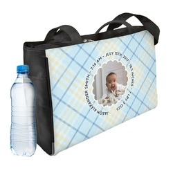 Baby Boy Photo Ladies Workout Bag (Personalized)