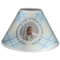 Baby Boy Photo Coolie Lamp Shade (Personalized)