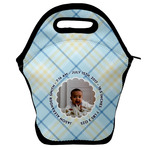 Baby Boy Photo Lunch Bag (Personalized)