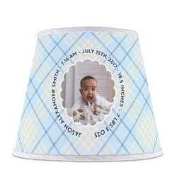 Baby Boy Photo Empire Lamp Shade (Personalized)