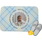 Baby Boy Photo Memory Foam Bath Mat (Personalized)