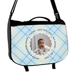 Baby Boy Photo Messenger Bag (Personalized)