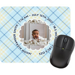 Baby Boy Photo Mouse Pads (Personalized)