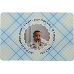 Baby Boy Photo Comfort Mat (Personalized)