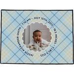 Baby Boy Photo Door Mat (Personalized)