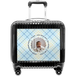 Baby Boy Photo Pilot / Flight Suitcase (Personalized)