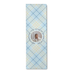 Baby Boy Photo Runner Rug - 3.66'x8' (Personalized)