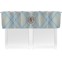 Baby Boy Photo Valance (Personalized)