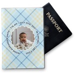 Baby Boy Photo Vinyl Passport Holder (Personalized)
