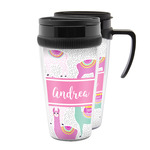 Llamas Acrylic Travel Mugs (Personalized)