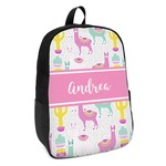 Llamas Kids Backpack (Personalized)