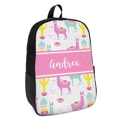Llamas Kids Backpack (Personalized)