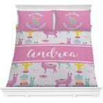 Llamas Comforters (Personalized)
