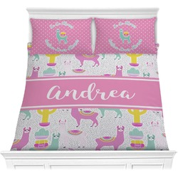 Llamas Comforters (Personalized)