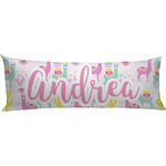 Llamas Body Pillow Case (Personalized)