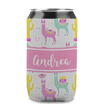 Llamas Can Sleeve (12 oz) (Personalized)