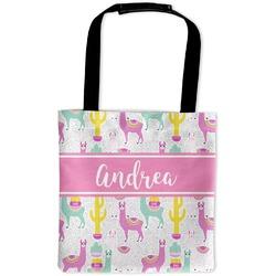 Llamas Auto Back Seat Organizer Bag (Personalized)