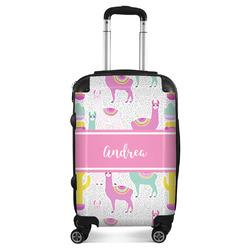 Llamas Suitcase (Personalized)